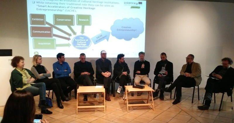 Predstavitev v okviru projekta Sache - december 2019